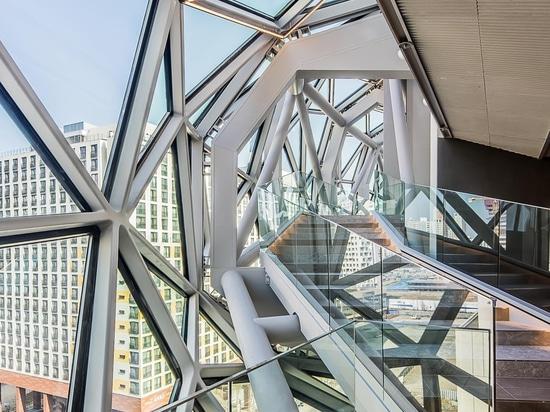 OMA revoluciona la arquitectura de los grandes almacenes con la Galería Gwanggyo