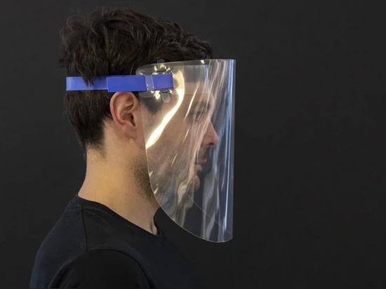 Foster + Partners comparte la plantilla de un visor facial reutilizable para ayudar en la lucha contra COVID-19