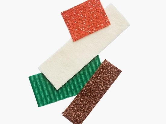 Raf Simons ofrece un toque más suave con nuevos tejidos para Kvadrat