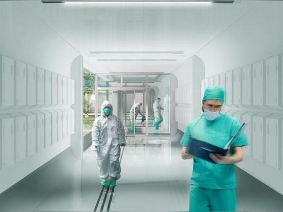 Los hospitales prefabricados propuestos como centros de salud durante las pandemias