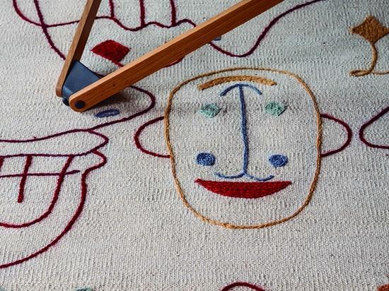 Las alfombras con silueta tienen sus ojos en ti