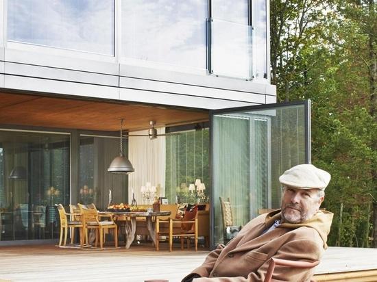 Aqualift en colaboración con Philippe Starck en el proyecto P.A.T.H.