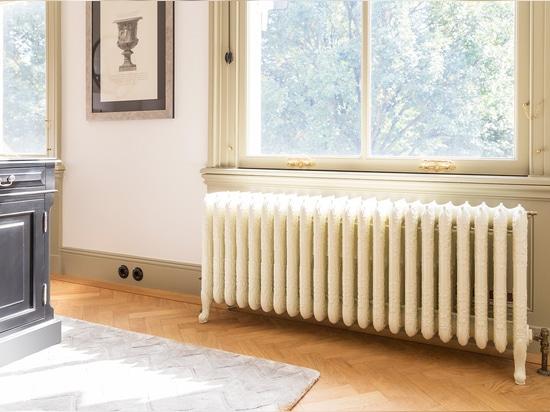 Estilo y calefacción eficiente