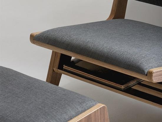Posee una pieza de la colección de muebles de Nueva Usonia de Frank Lloyd Wright