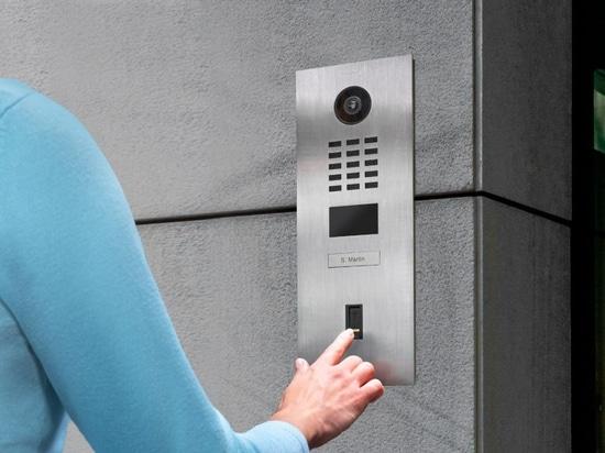 El nuevo videoportero IP de DoorBird D2101FV EKEY