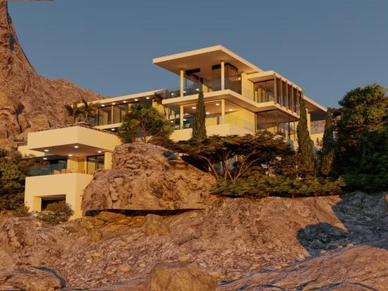 Desenmarañar la Casa de Verano de Boca do Lobo