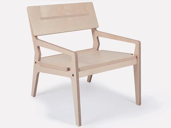 Los muebles de Caramba son refinados, minimalistas y fáciles de armar