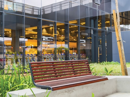 El modernismo brasileño en el espacio público