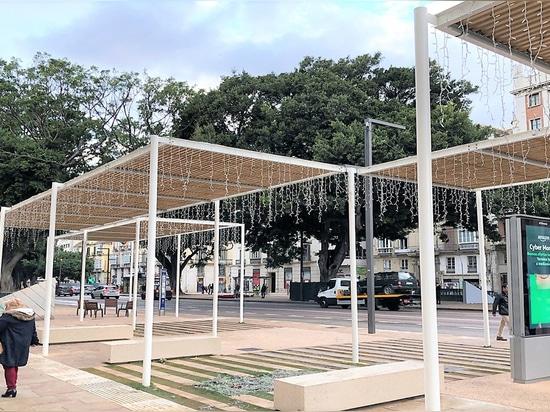 Pérgola Habana