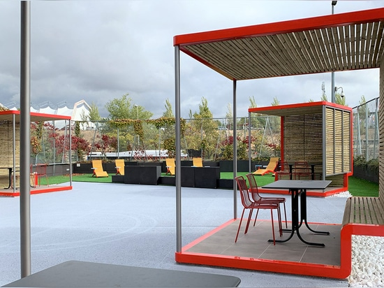 Oasis Urbanos by URBADIS microarquitectura