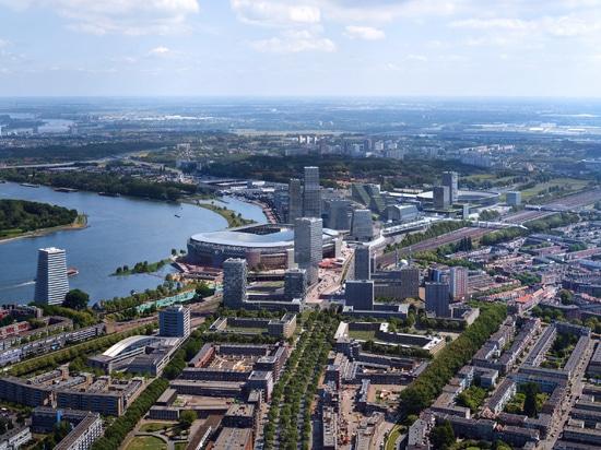 OMA presenta el diseño del Estadio Feyenoord