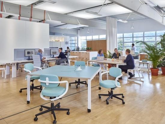 PREGUNTAS Y RESPUESTAS: Vitra sobre el diseño de la oficina de correos COVID-19