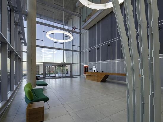 Oficina central de Ridgeview e Illovo - Sudáfrica