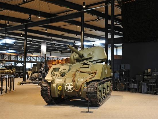 Warmuseum Overloon, Holanda