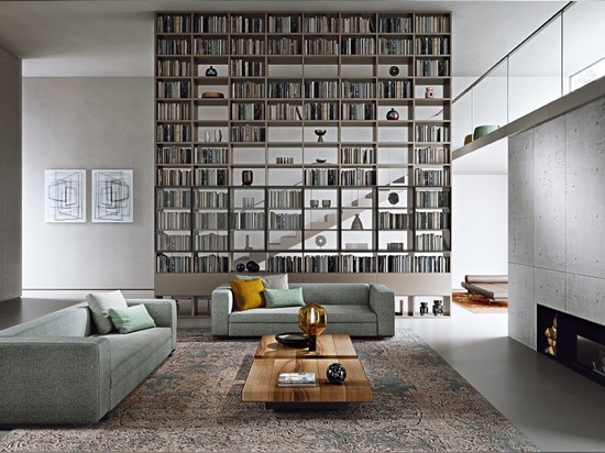 Selecta by Officinadesign Lema - Custom as standard - Living room