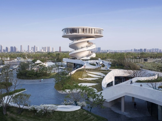 OCT - Vanke Waterfront City, el Muelle Flotante / Oficina Nórdica de Arquitectura