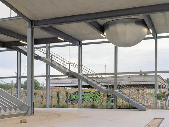 Escuela Melopee / XDGA - Xaveer De Geyter Architects