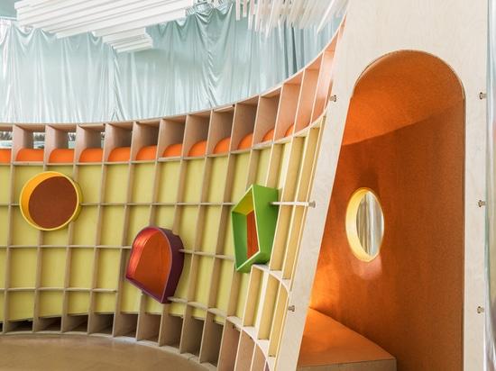 Espacio de juego para niños / Architensions