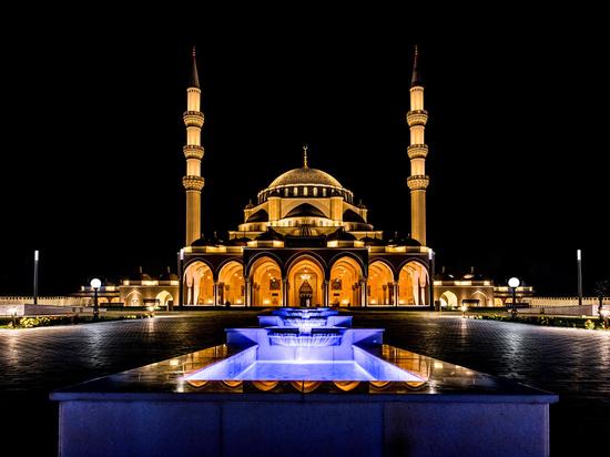 Mezquita de Sharja