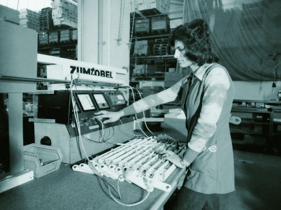 Instalación de producción en Dornbirn