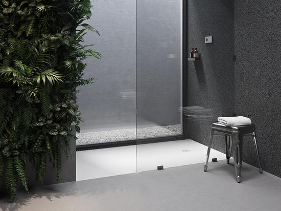 Plato de ducha Corian® de Londres