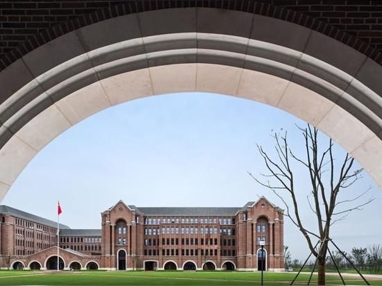 Campus internacional de la Universidad de Zhejiang por la UAD