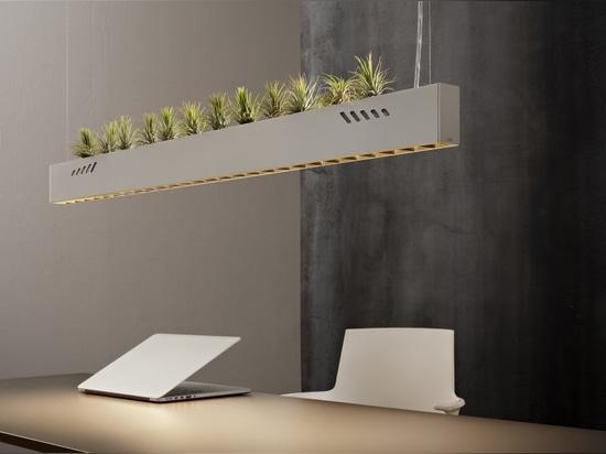BioAir puro, una lámpara de Olev que higieniza los interiores
