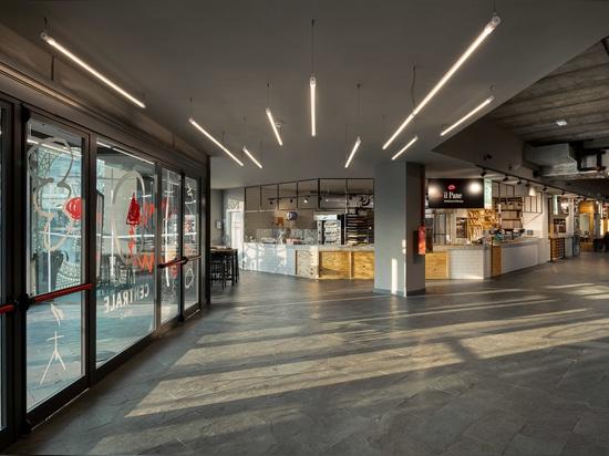 Mercado Central - Turín