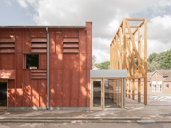 Teatro David Brownlow / Diseño Jonathan Tuckey