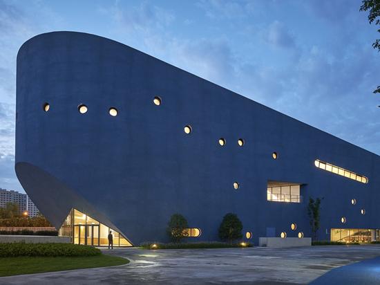 Pinghe Bibliotheater / Arquitectura Abierta