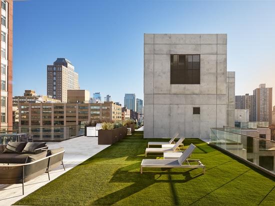 98 Front Apartments / ODA Nueva York