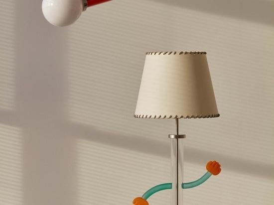 El artista japonés del vidrio Baku Takahashi se asocia con Trueing para crear coloridos diseños de lámparas