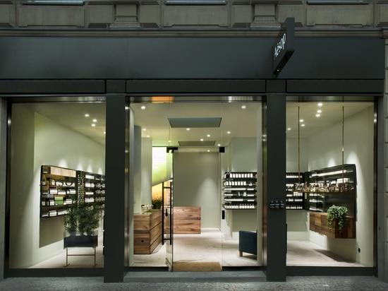 Oficina de Philipp Mainzer para la arquitectura y el diseño, Esopo Francfort