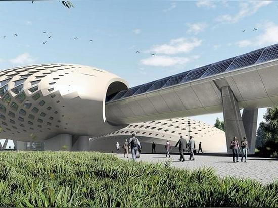 HyperloopTT presenta el primer sistema de pasajeros totalmente integrado y autopropulsado del mundo