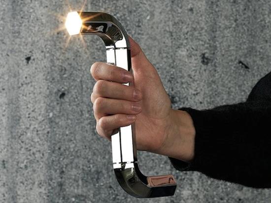 Lámpara de llave Allen de Gelchop.
