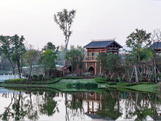 Yujidao Park / BLVD International