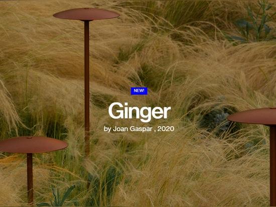 Ginger por Joan Gaspar para Marset.