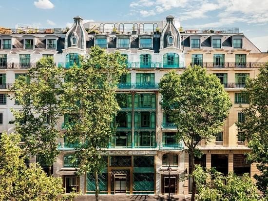 Cortesía de Kimpton St Honoré Paris