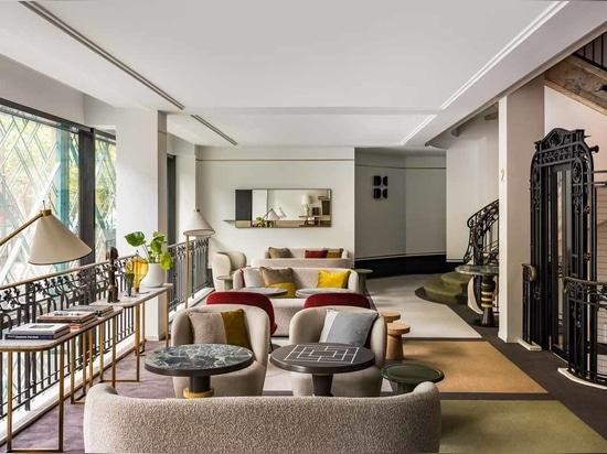 Industria hotelera: Kimpton St Honoré Paris abre el 23 de agosto de 2021