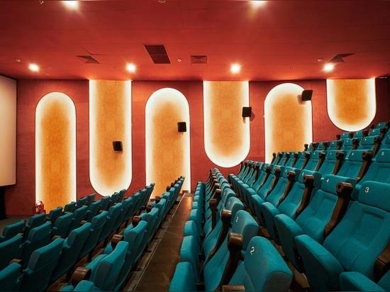Es un éxito de taquilla: El nuevo cine Beta en la ciudad de Ho-Chi-Minh