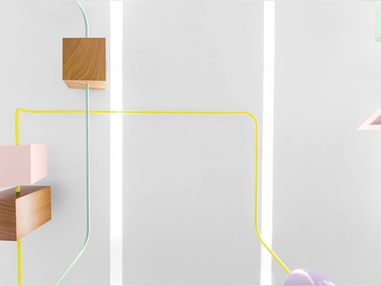 los granos se han traducido a los módulos del contexto de los muebles