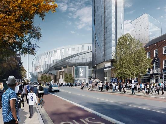 el desarrollo incluye un hotel de 180 camas y 579 nuevos hogares