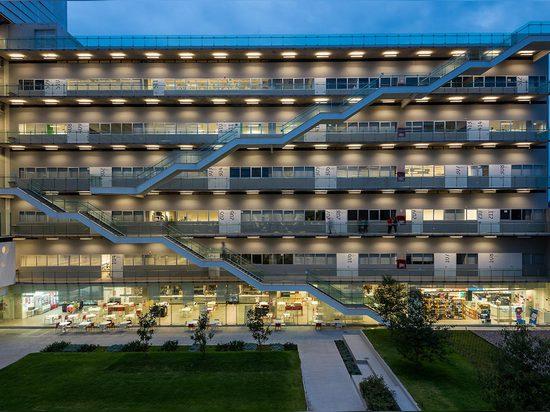 El centro de una educación más alta de Centro de Ciudad de México, para la última década, se ha centrado en la preparación de sus estudiantes para los trabajos en diseño, la comunicación, la comerc...