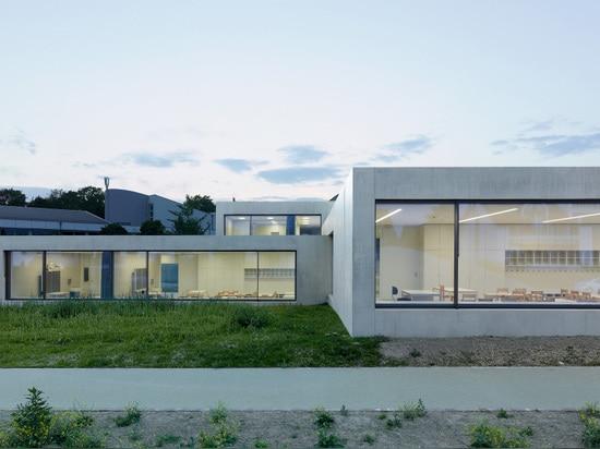 Toda la cortesía de las fotografías de Pedro Alain Dupraz Architecte
