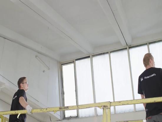 TRINOS – La iluminación industrial redefinió