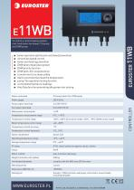 Euroster 11WB