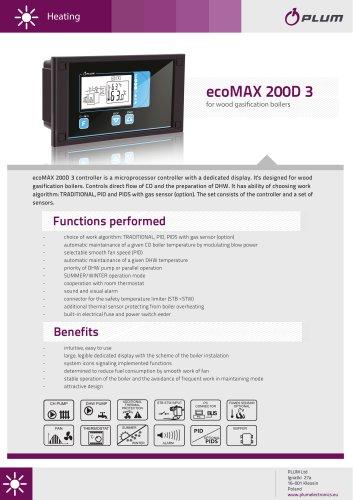 ecoMAX 200D