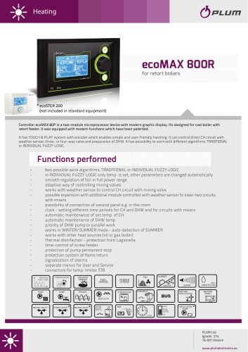 ecoMAX 800R