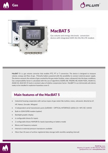 MacBAT 5