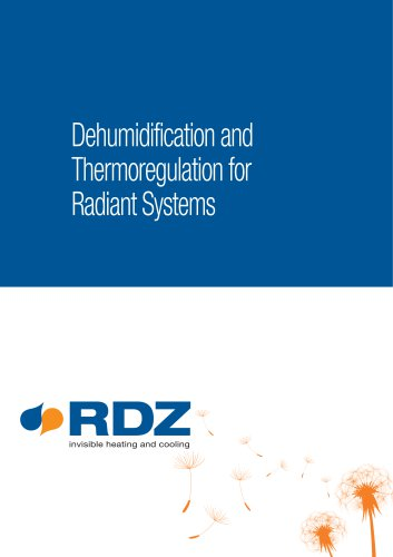 dehumidification and regulation